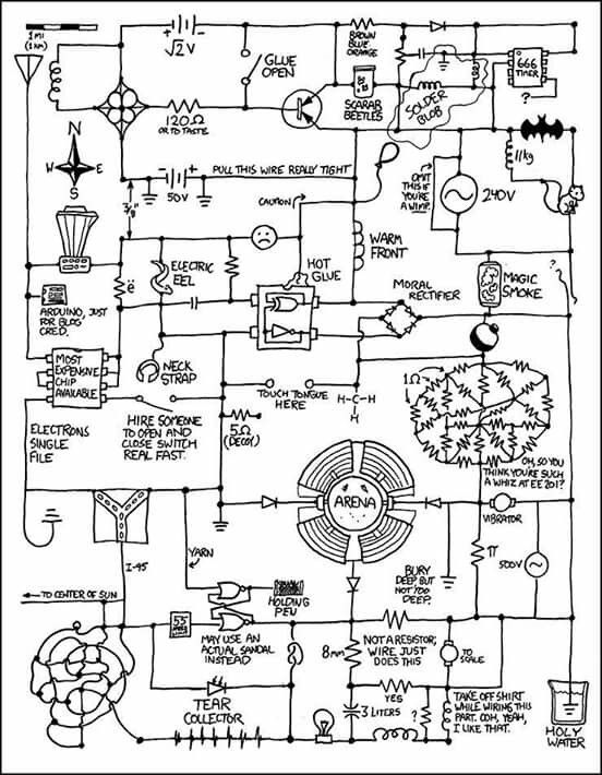 The Best Free Circuit Drawing Images Download From 50 Free Drawings