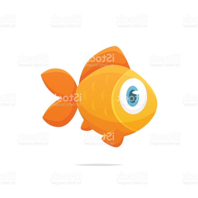 1228x1228 Cute Cartoon Goldfish Vector Illustration Gm Shopatcloth