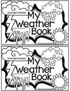 236x304 My Book About The Weather! Free Printable, Weather