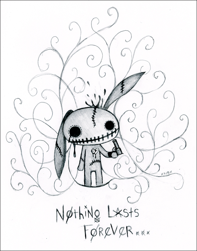 648x825 Nothing Lasts Forever By Valyrei