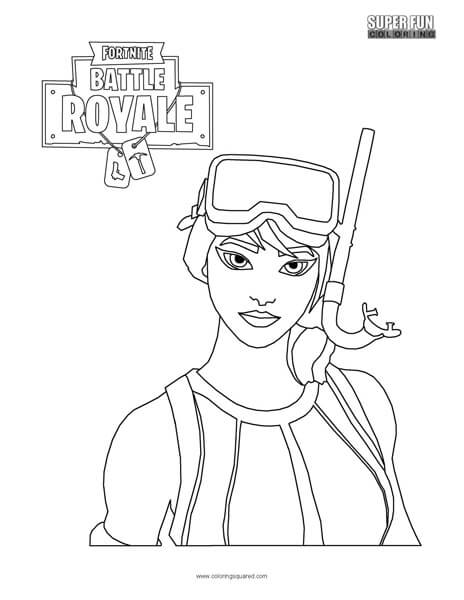 Fortnite Drawing At Getdrawingscom Free For Personal Use