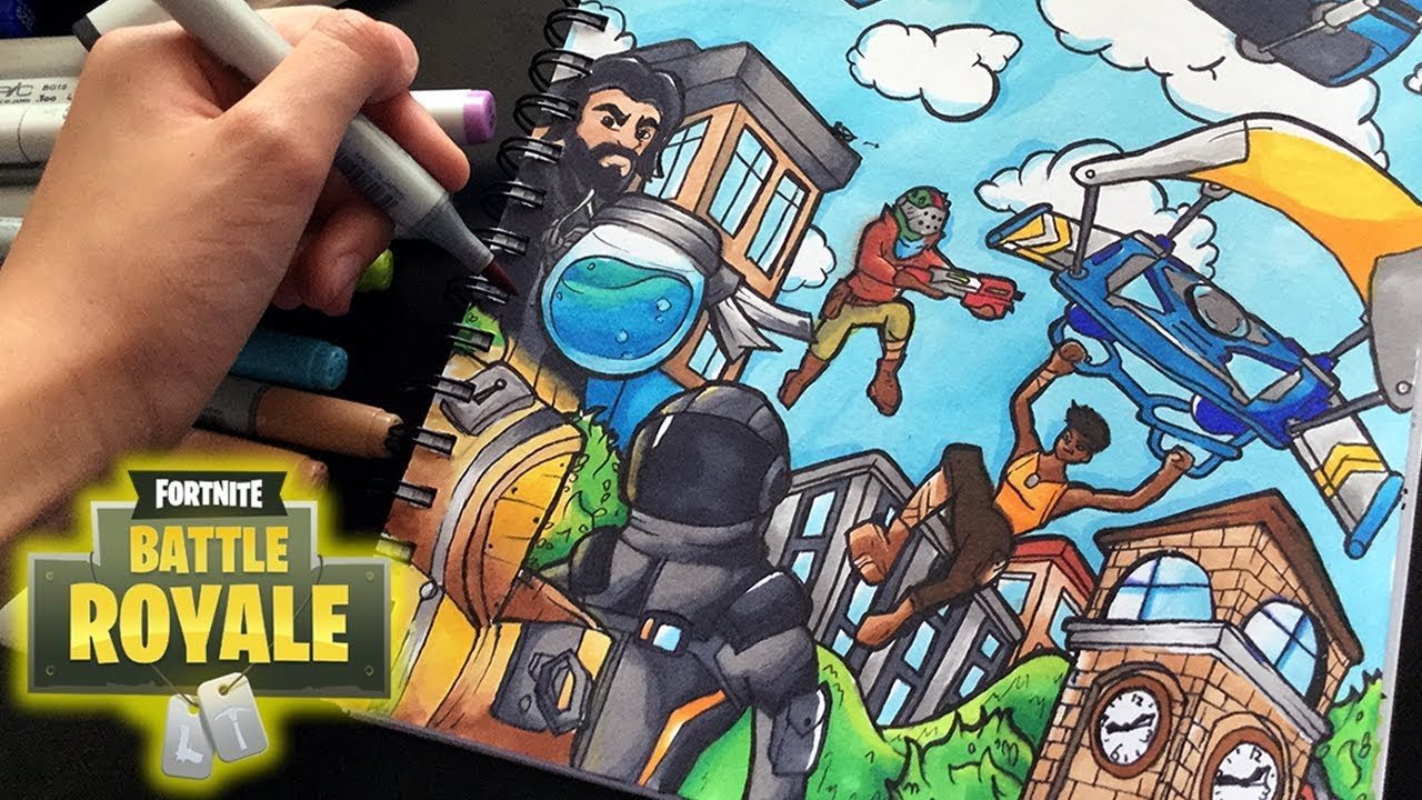 Fortnite Drawing At Getdrawings Com Free For Personal Use Fortnite