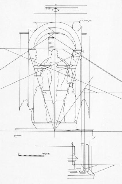 425x640 Masaccio, Crucifixion With Donors, Trinity, 1425 28, Fresco, 640 X