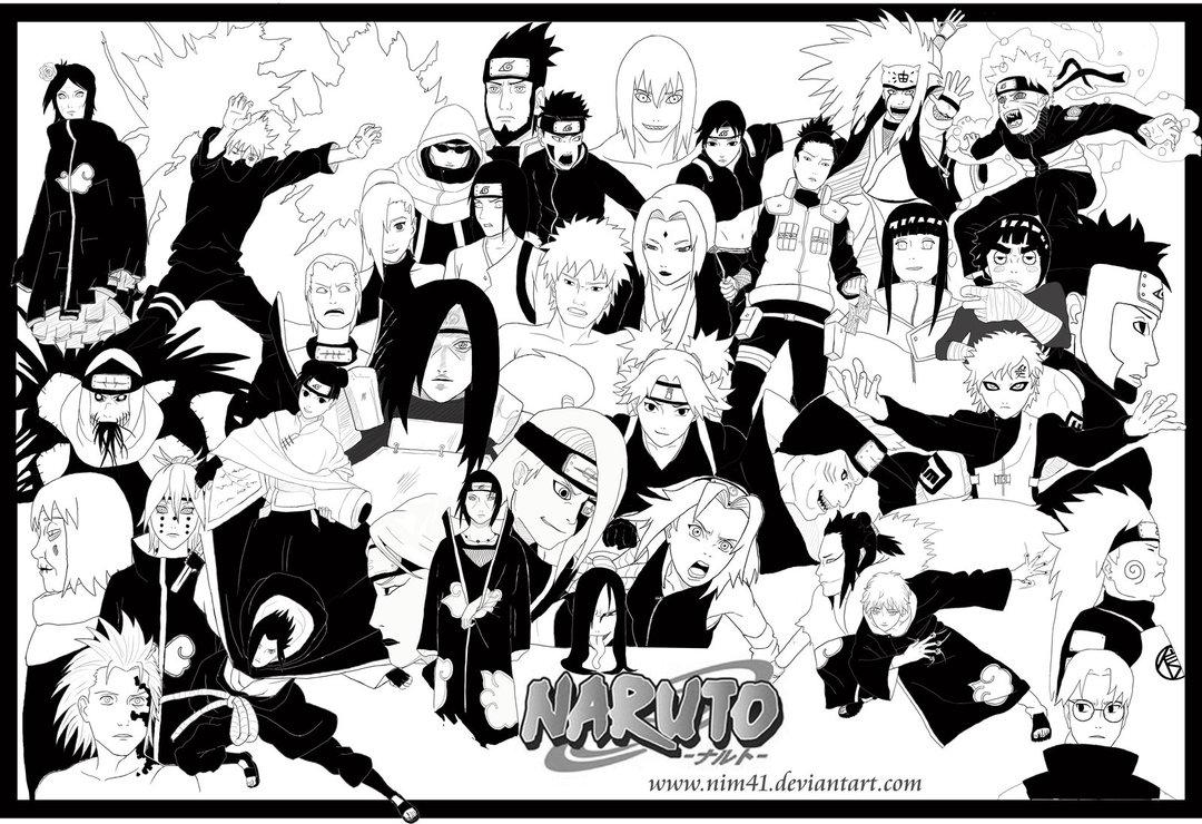 1080x740 Naruto Shippuden Killer Fresco By Nim41