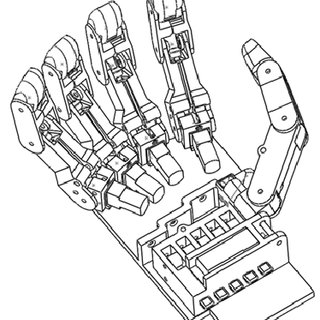 320x320 Prosthetic Hand Design Download Scientific Diagram