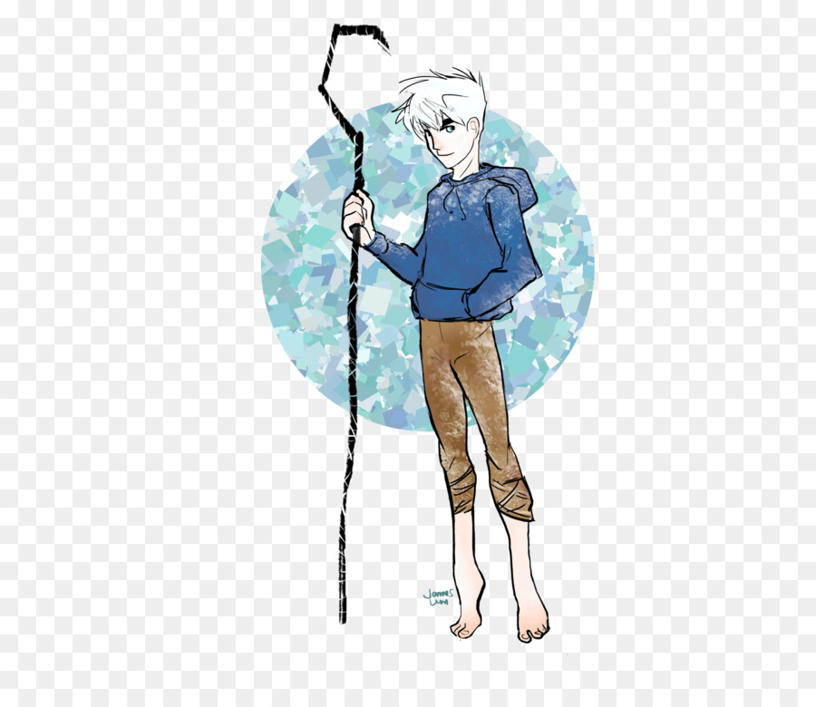 900x780 Jack Frost Drawing Clip Art