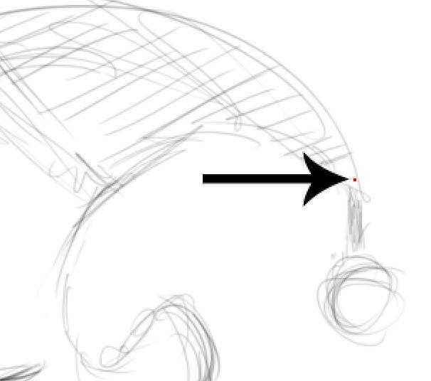 606x536 How To Create A Cute Sleeping Moon Illustration