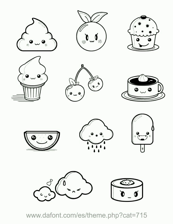 Fun Easy Drawing Ideas At Getdrawings Com Free For Personal Use