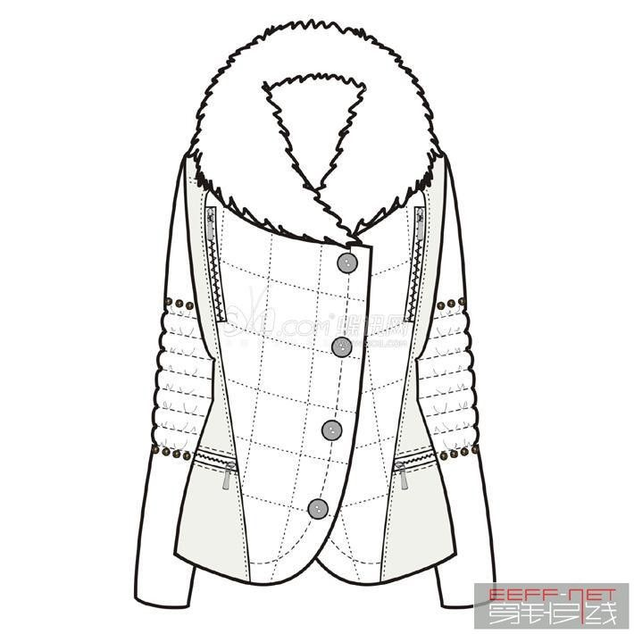 710x710 23 Best Fur Images On Fashion Drawings, Architecture