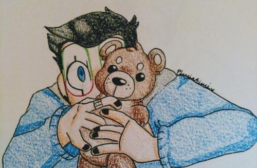 500x327 My Big Teddy Bear Tumblr