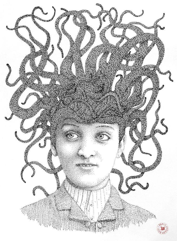 Gary Gilmore Drawing