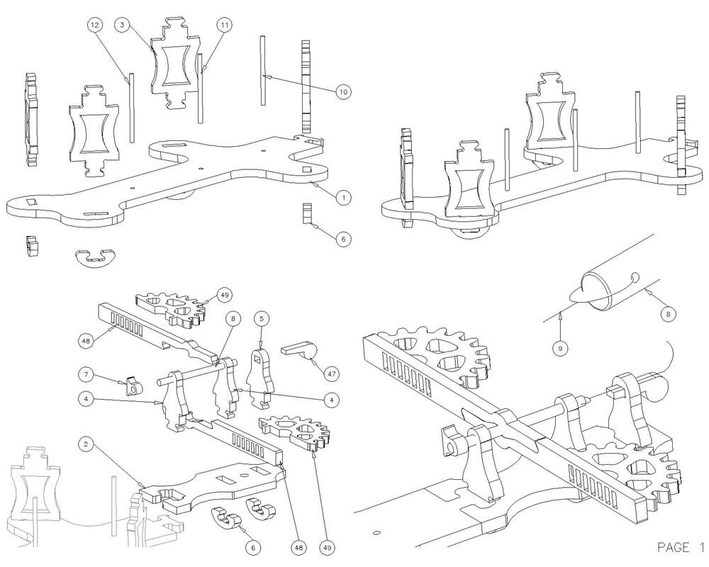 1000x800 Build Diy Wooden Gear Clock Plans Pdf Pdf Plans Wooden Free