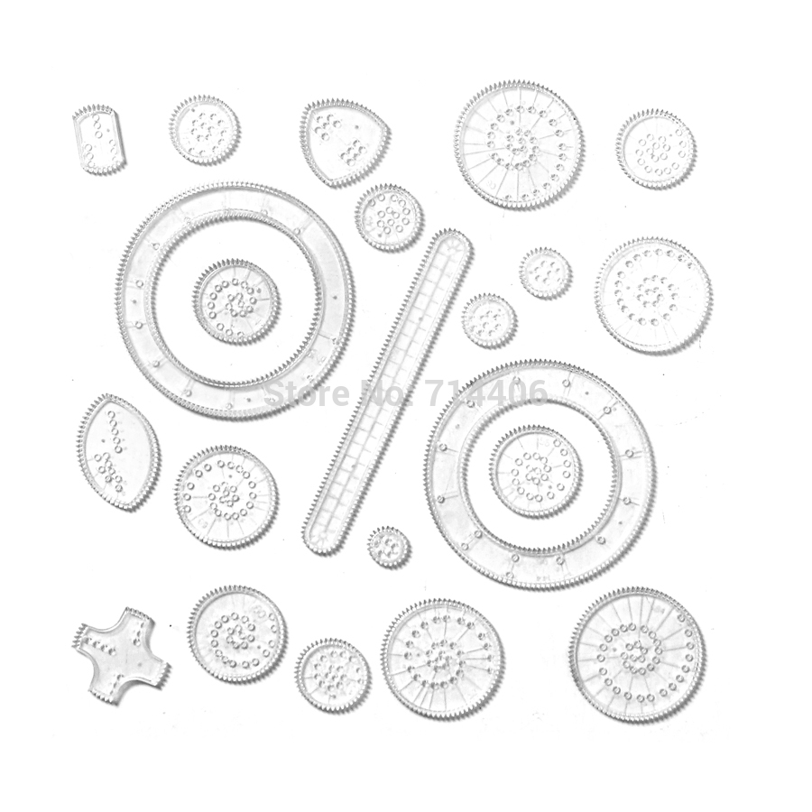 Gear Drawing Toy