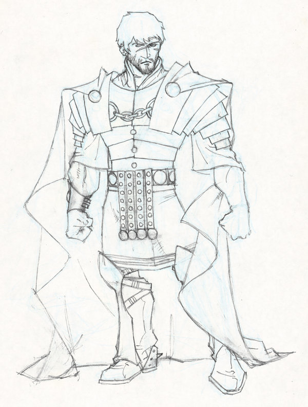 600x792 Concept Art Roman General By Gavinmichelli