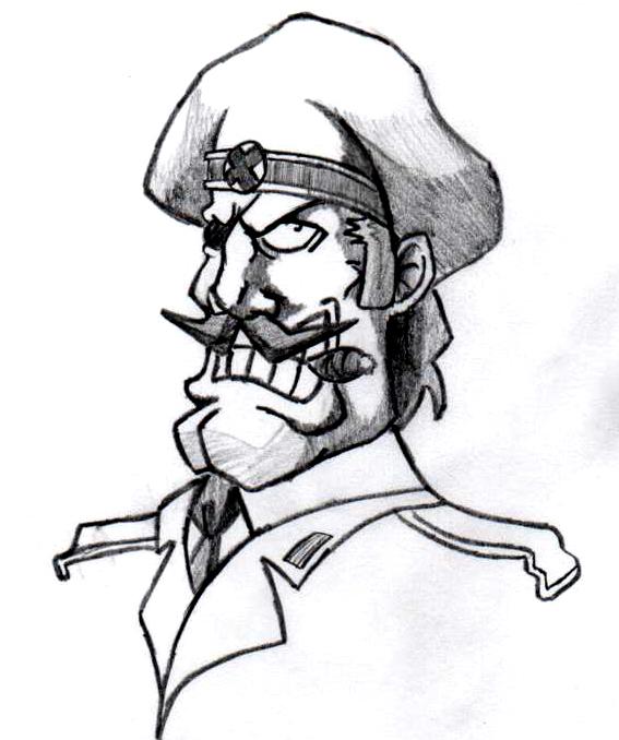 567x678 General Donald Morden By Pinwizkid