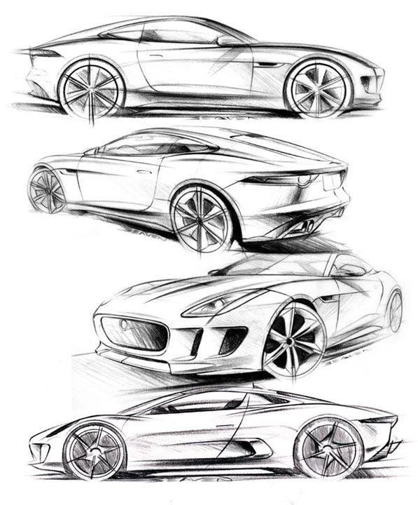 597x720 7 Best Car Sketching Images On Car Sketch, Sketches