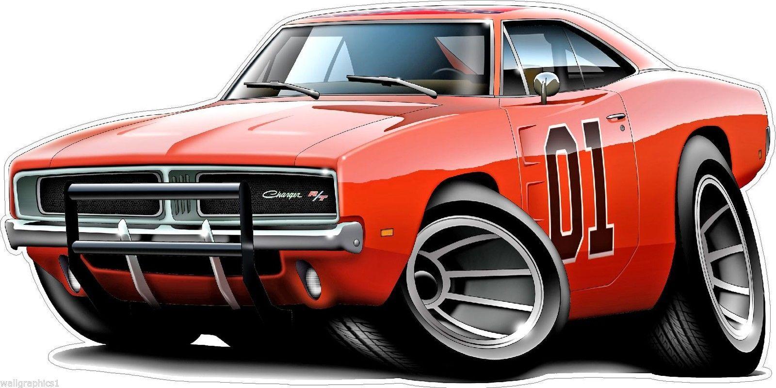 1600x800 General Lee General Lee My Dream Car Cars Toons