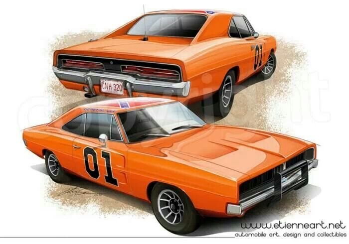 700x490 The General Lee Dukes Of Hazzard Dodge Charger