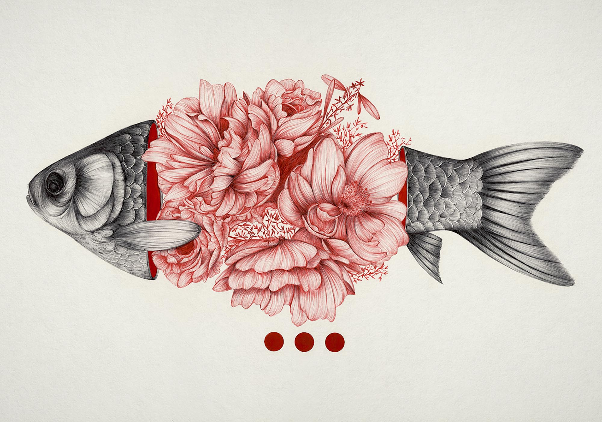 Geometric Fish Drawing at GetDrawings.com | Free for personal use ...