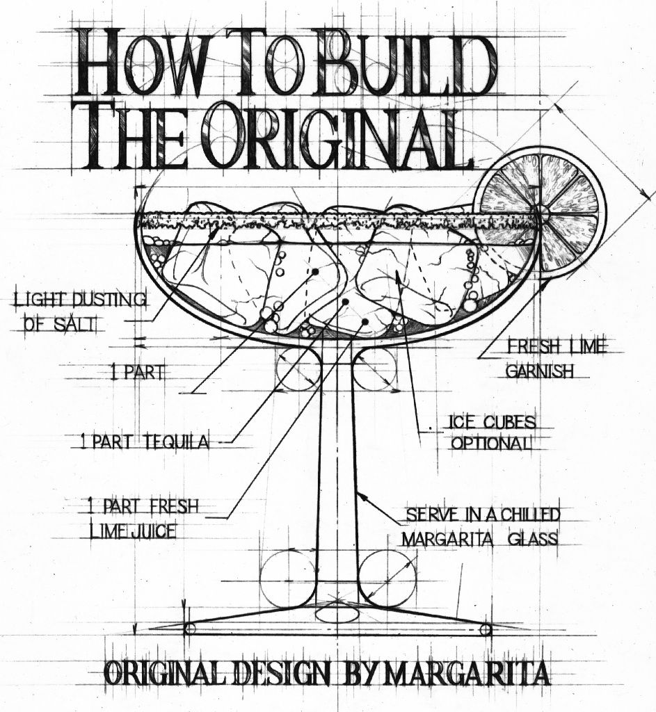 943x1024 Jonathan Wright Technical Drawings Margarita Jonathan Wright
