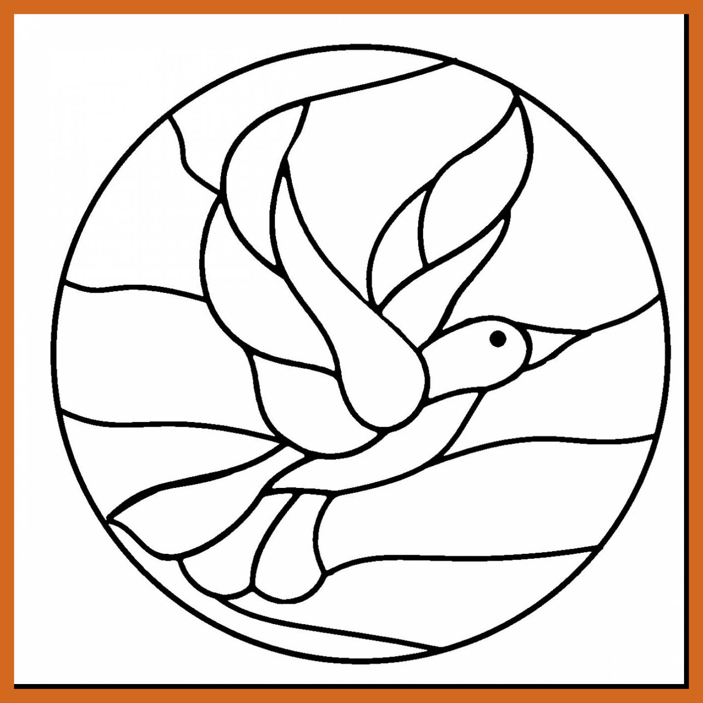 1409x1409 Stunning Rose Window Coloring Page With Stained Glass Of Style