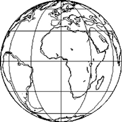 Globe Drawing Images