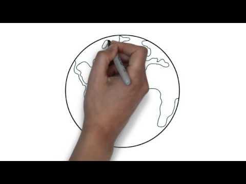 480x360 How To Draw Globe