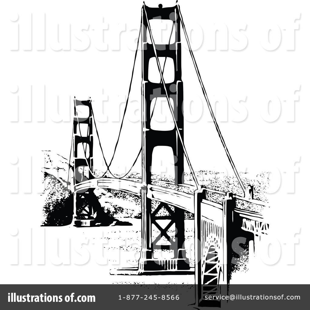 1024x1024 Golden Gate Bridge Clipart Desktop Backgrounds