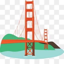 260x260 Golden Gate Bridge Door