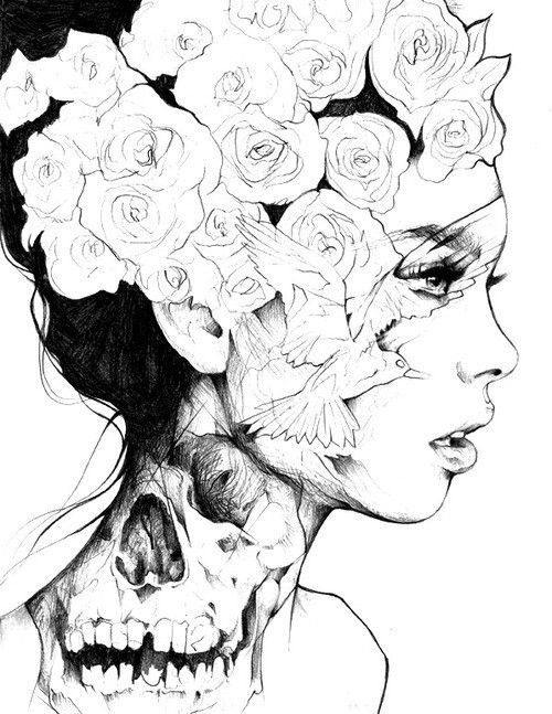 500x647 Good Afternoon Tattoo Tattoo, Illustrations