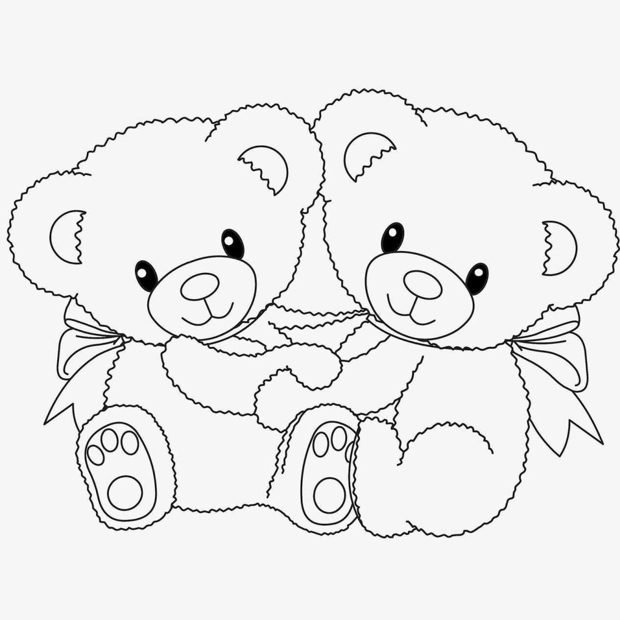 1264x1264 Surprise Cute Teddy Bears Drawings Try Valentineus Valentines Day