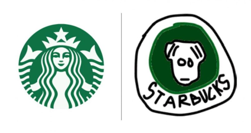 805x427 150 People Tried Drawing Logos From Memory, And The Results Are