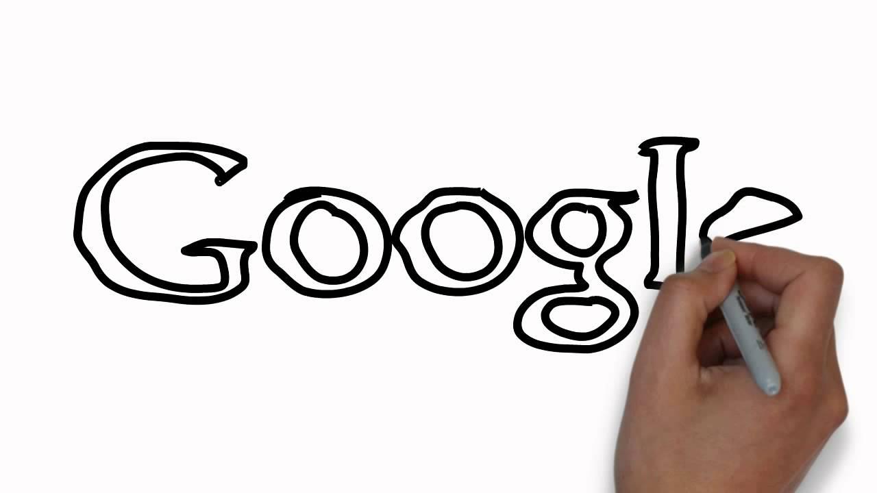 1280x720 Draw Google Logo