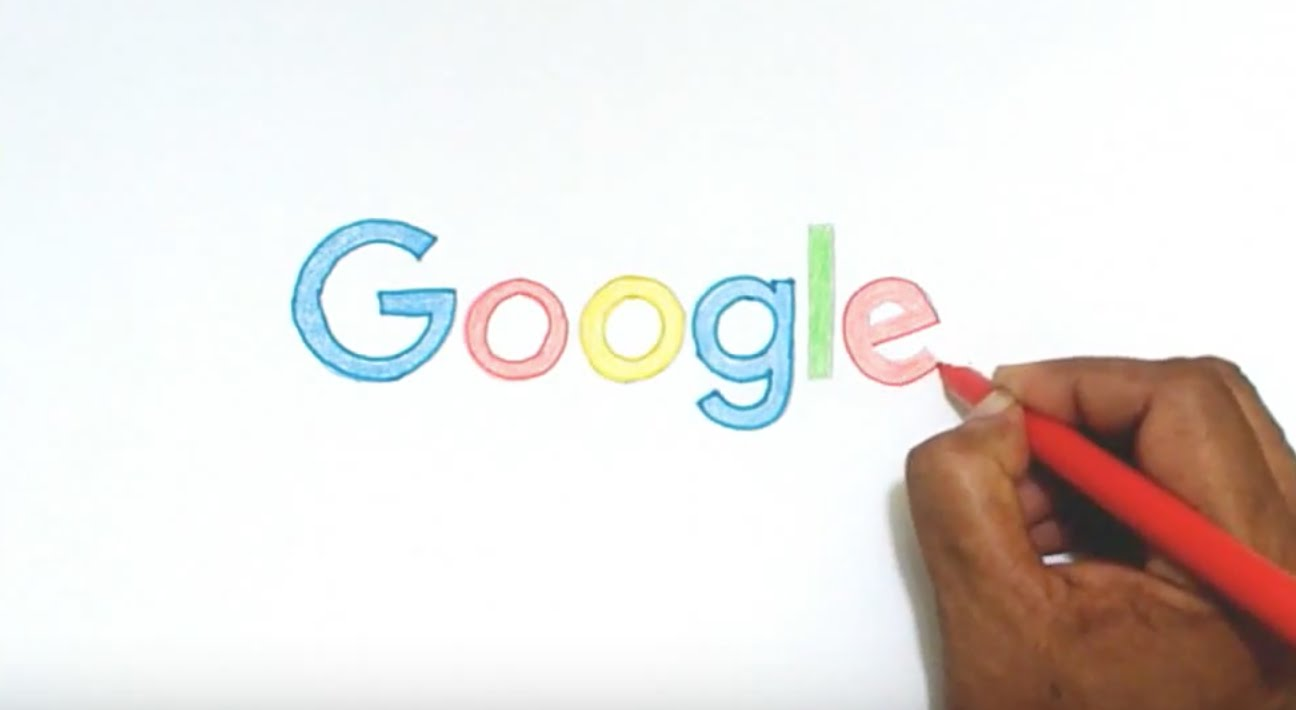 1296x710 How To Draw The New Google Logo