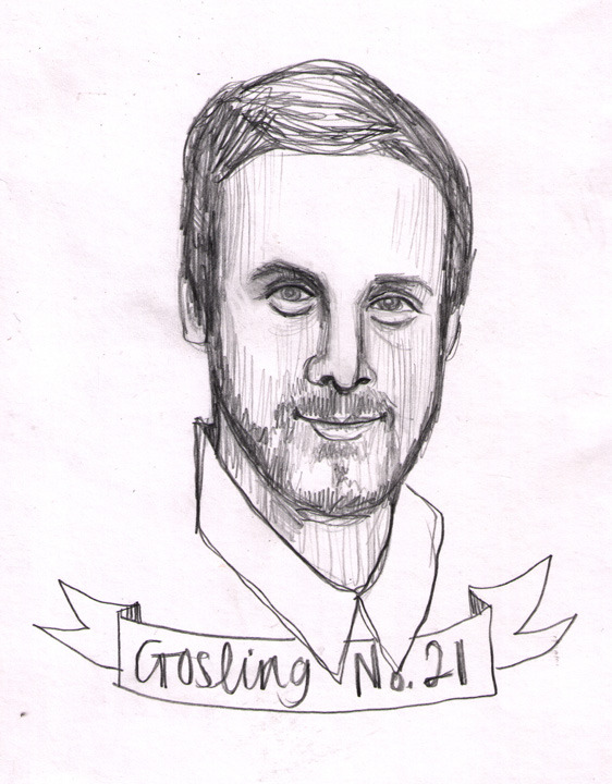 Gosling Drawing