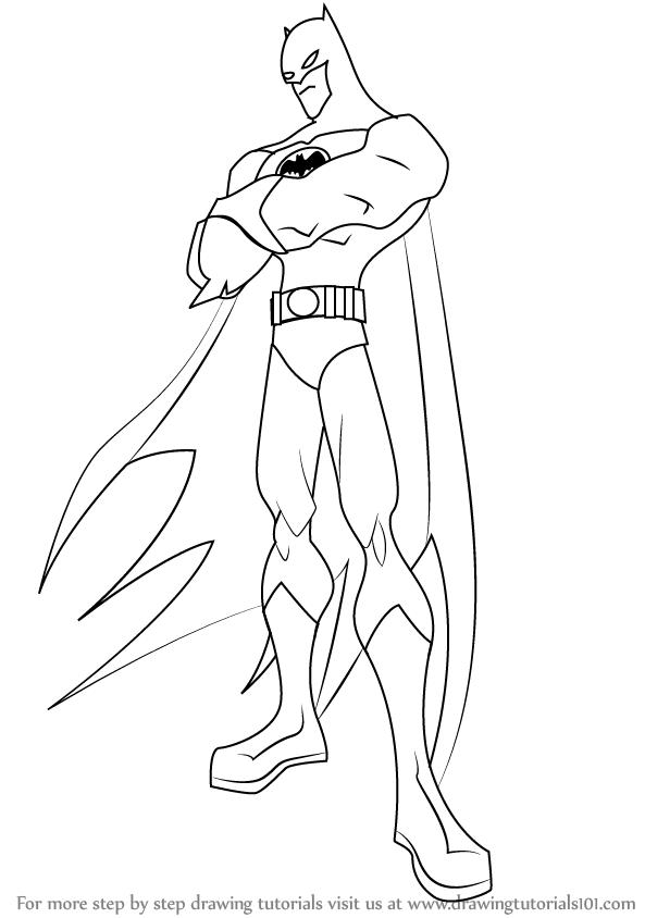 593x844 Batman Is The Lead Protagonist And Masked Vigilante, Hero