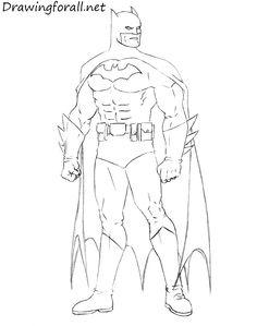 236x299 How To Draw Batman Arkham City Batman Coloring Pages