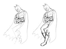 235x174 Batman Drawing How To Draw Batman Drawing