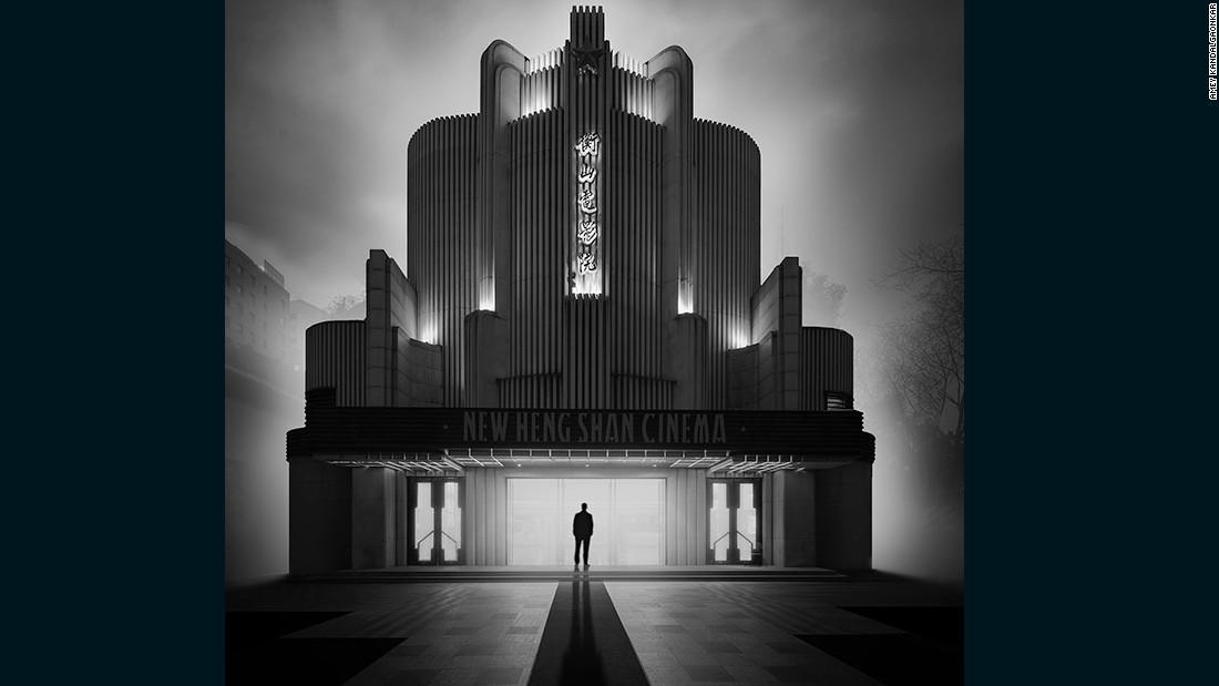 1100x619 Dark Art Deco Photos Morph Shanghai Into Gotham City
