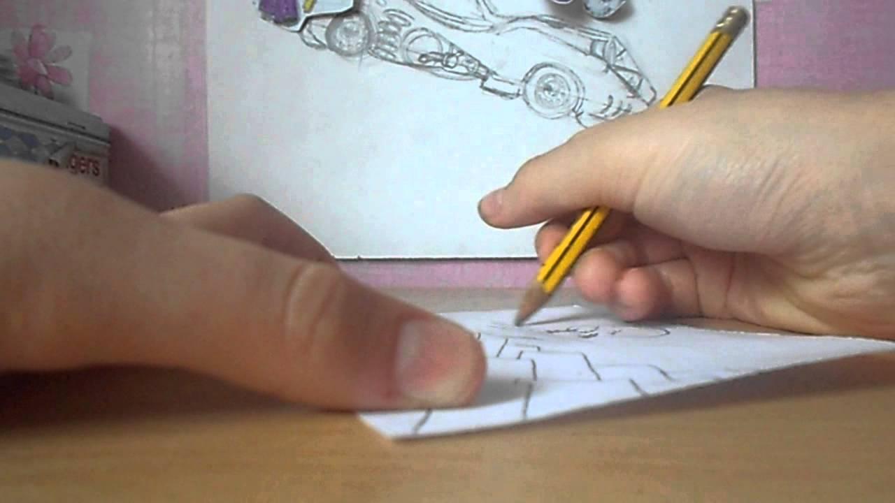 1280x720 How To Draw Gotham City