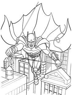 235x310 Gotham City Batgirl Coloring Pages Gotham City Batgirl Coloring