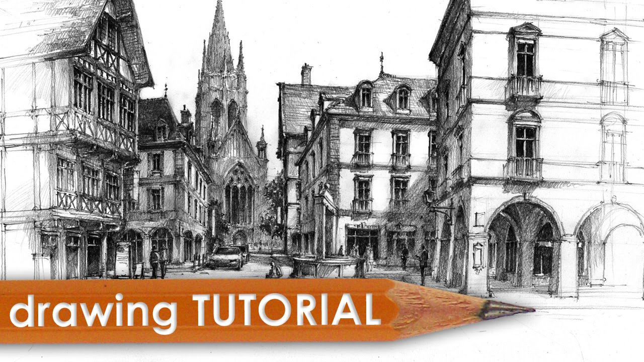 731x975 Details Of Gothic Architecture Architectural Drawings 1280x720 Drawing Tutorial