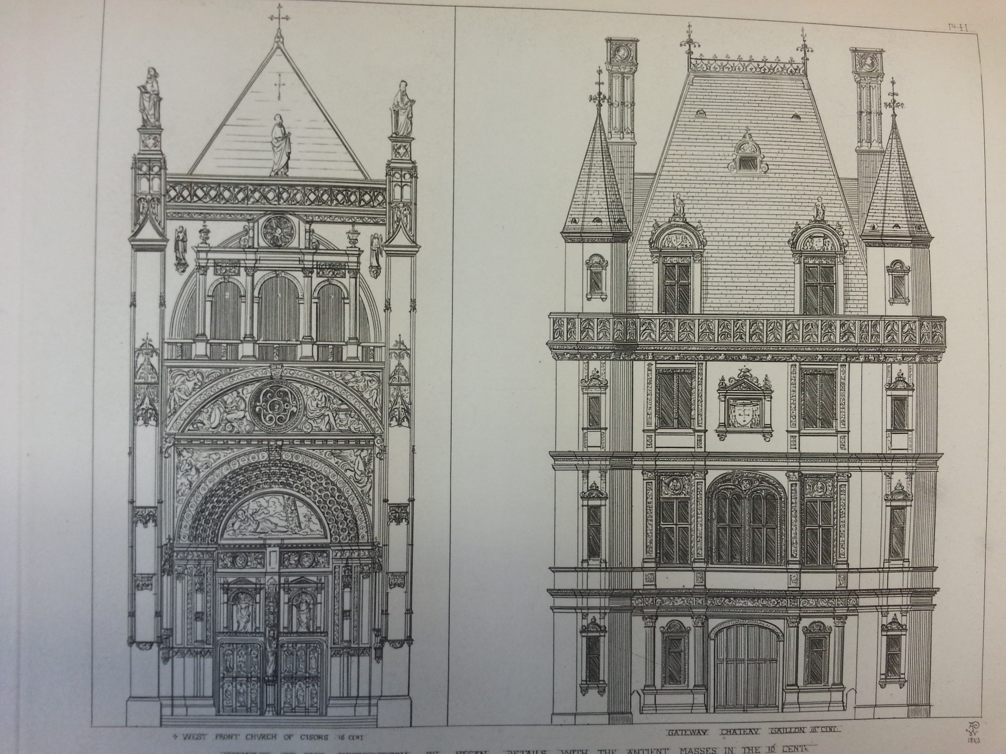 3264x2448 Simple Gothic Architecture Drawing At Contemporary Cathedral 60