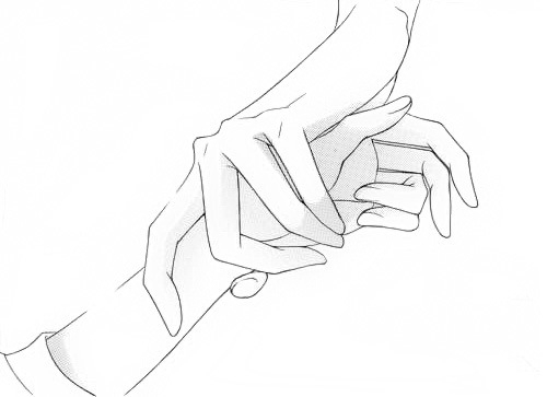 500x363 Collection Of Grabbing Hand Drawing High Quality, Free