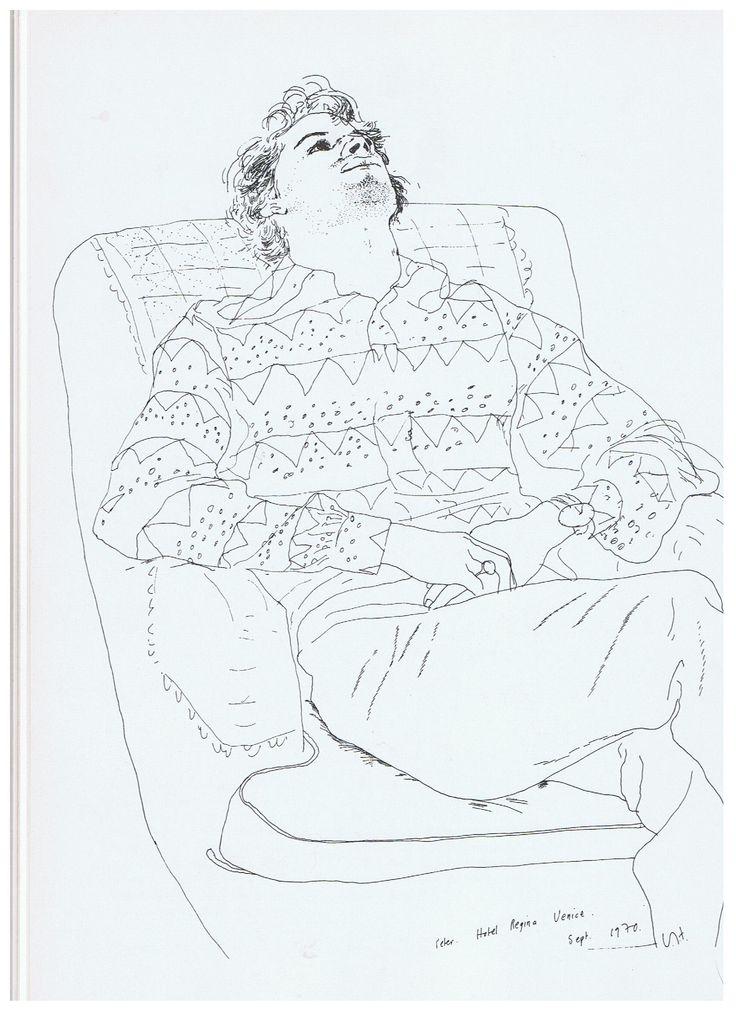 736x1012 410 Best David Hockney Images On David Hockney