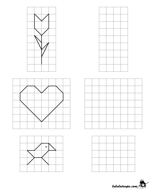 Grid Drawing Worksheets For High School At Getdrawings Free
