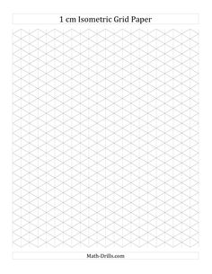 236x305 Printable Isometric Graph Paper Zoey's Room Graph