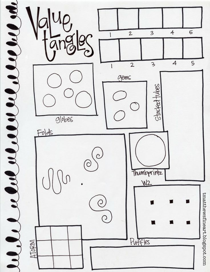 photograph about Free Printable Zentangle Worksheets known as Grid Drawing Worksheets Pdf at  Cost-free for