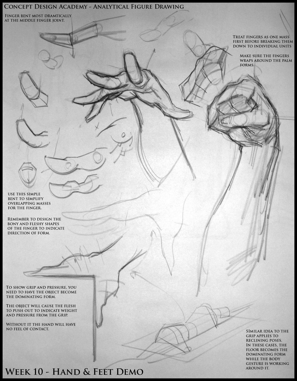 Grip Drawing