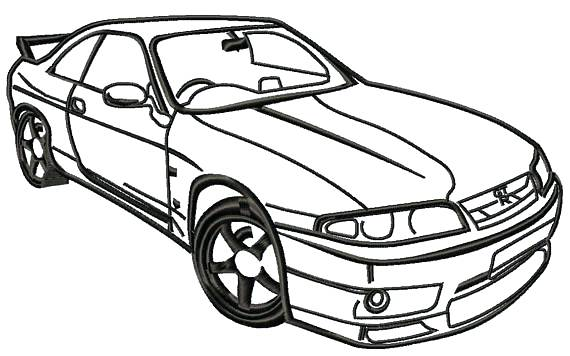 The Best Free Nissan Drawing Images Download From 462 Free Drawings
